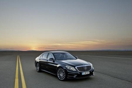 El Mercedes-Benz Clase S 2013, a la venta desde 91.900 euros
