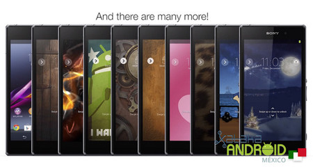 Xperia Themes llega para personalizar tu smartphone