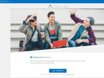 Outlook prueba suerte con sus planes de pago, pero ¿tiene sentido?