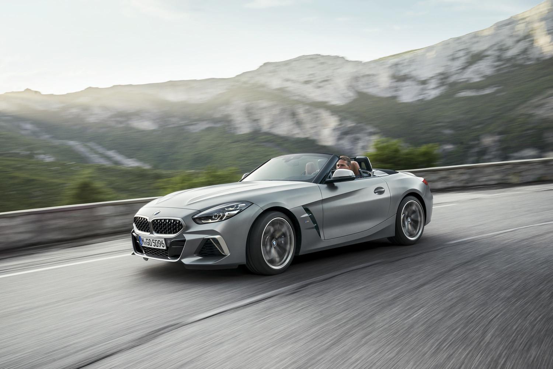 Foto de BMW Z4 (39/56)