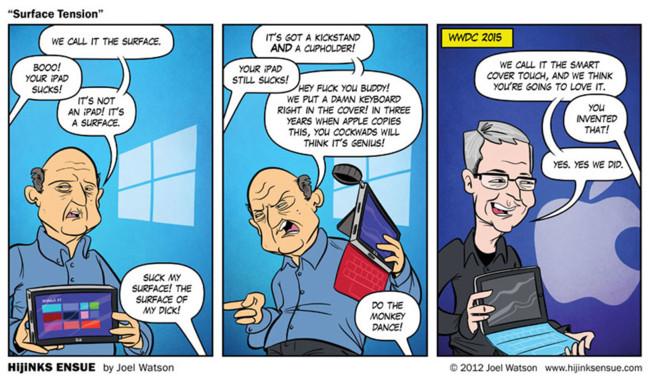 Comic Ipad