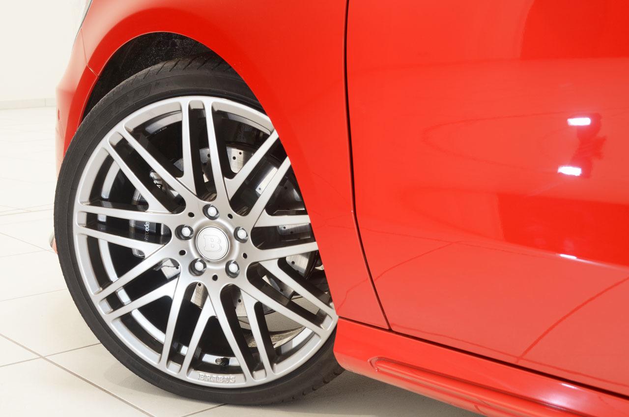 Foto de Brabus Mercedes-Benz Clase A (14/19)