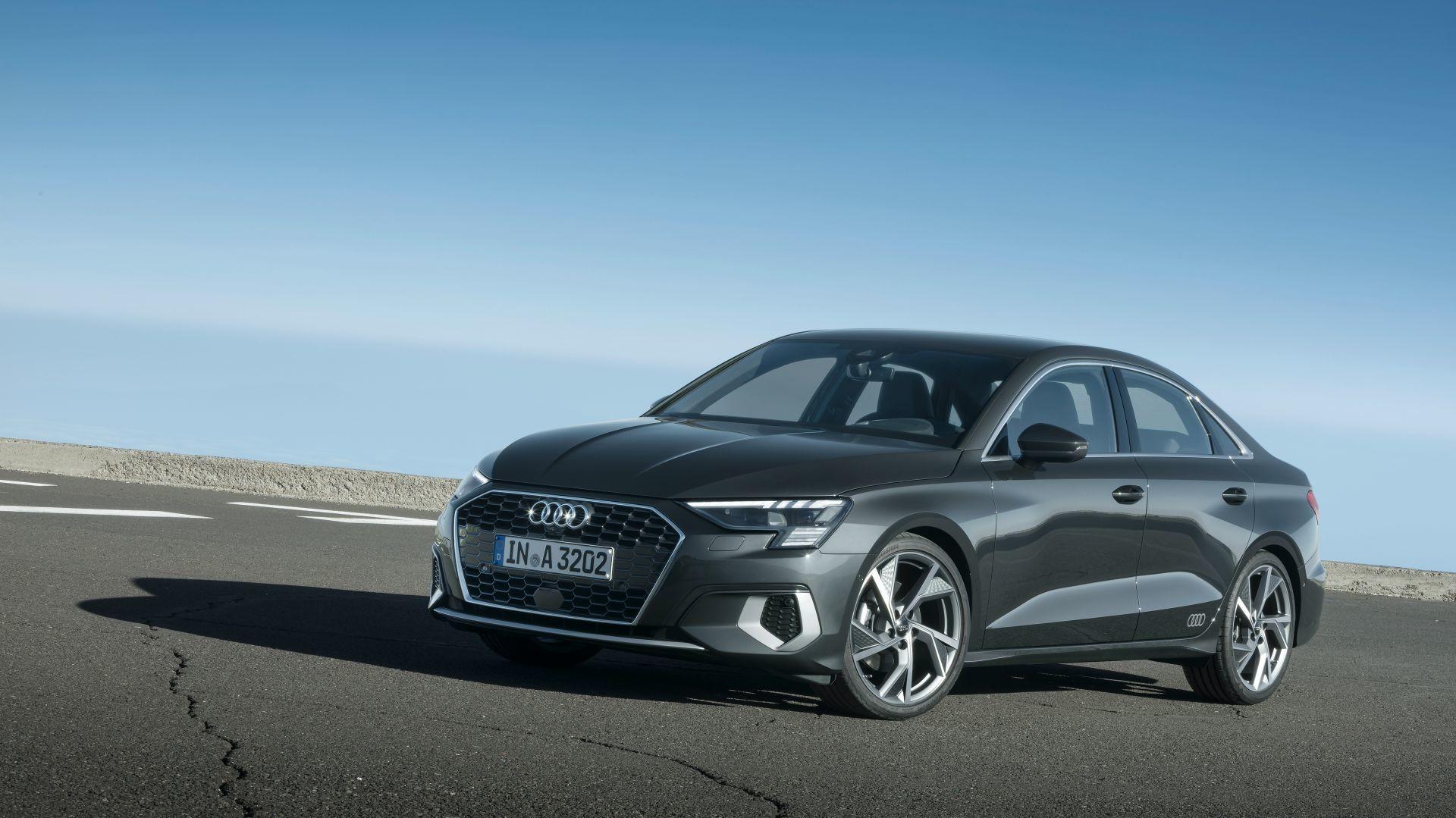 Foto de Audi A3 Sedán 2021 (7/43)