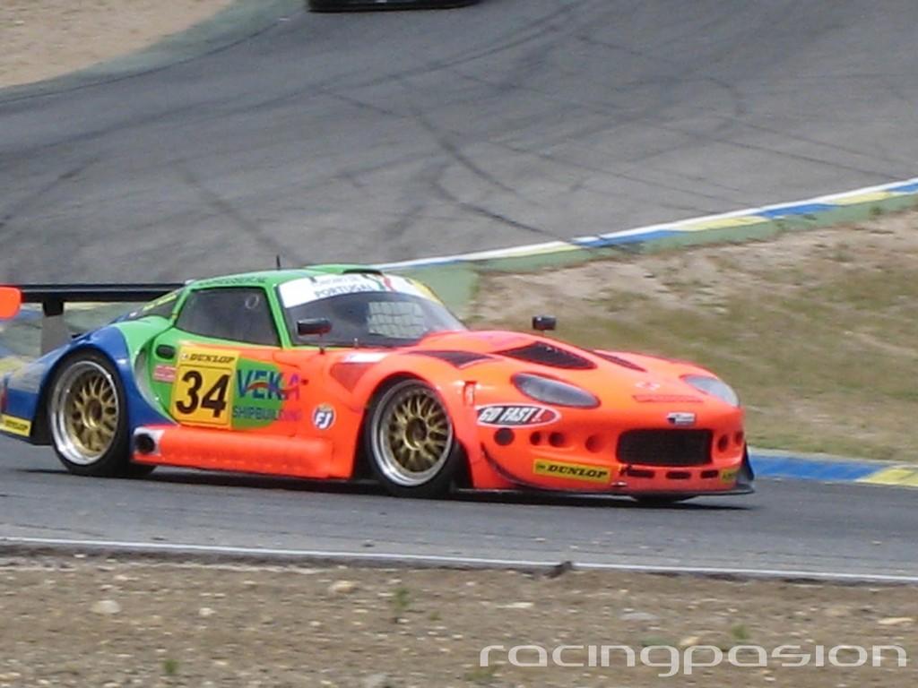 Foto de Campeonato de España de GT. Jarama 6 de junio (35/130)