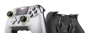 SCUF Vantage, un nuevo mando para PS4 con acabados del Elite Controller de Xbox  y licencia de Sony