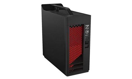 Jugar con potencia más que suficiente hoy nos sale barato en Amazon, con el Lenovo Legion T530-28ICB por 879 euros
