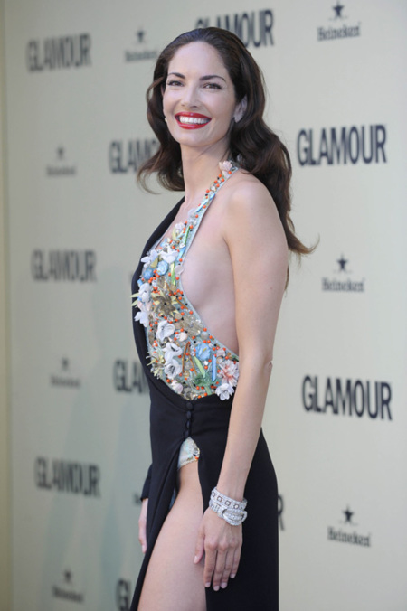 Glamour celebra sus 10 años de revista con una fiesta con grandes invitadas