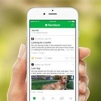 Nextdoor, la popular red social de vecinos, consigue 123 millones de dólares en su última ronda de financiación