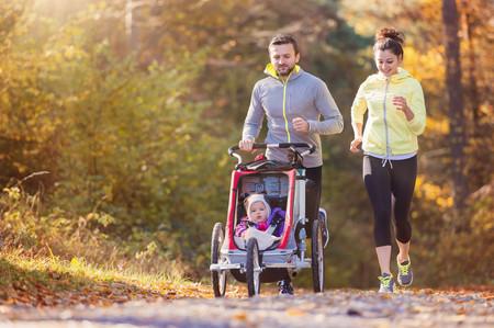 Adelgazar en pareja tras el embarazo de forma rápida y sana