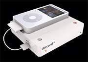 iRecord, para grabar vídeo directamente en la PSP o iPod