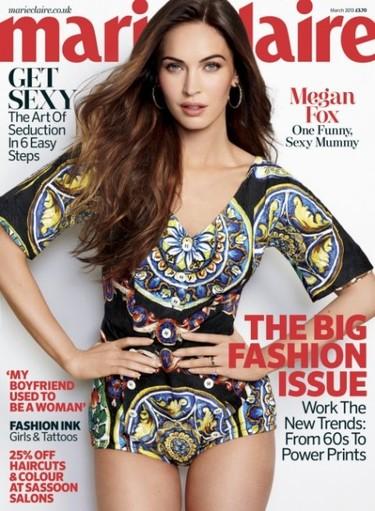 Megan Fox no apaga la máquina de hacer hijos, ¡quiere más!