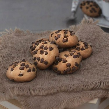 No pierdas de vista esta receta de cookies de plátano y perlitas de chocolate, es ideal para un antojo dulce
