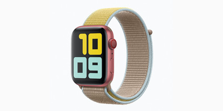 Apple Watch Series 5 Product Red