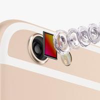 12MP, Grabación de vídeo 4K y flash frontal: así mejoraría la cámara del iPhone 6S