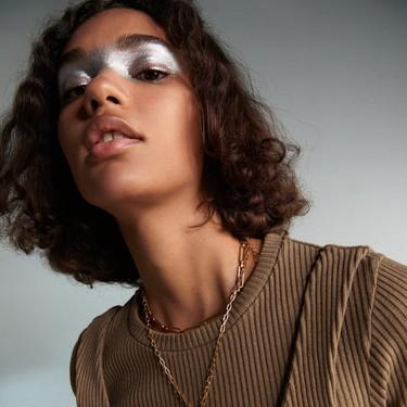 La nueva colección de Zara se acompaña de un maquillaje de fantasía