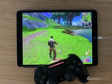 Dualshock iPad