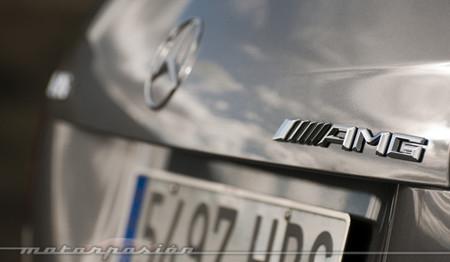 Mercedes-Benz A 45 AMG, prueba