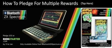 VX en corto: el Bluetooth ZX Spectrum, robots y coches destrozados