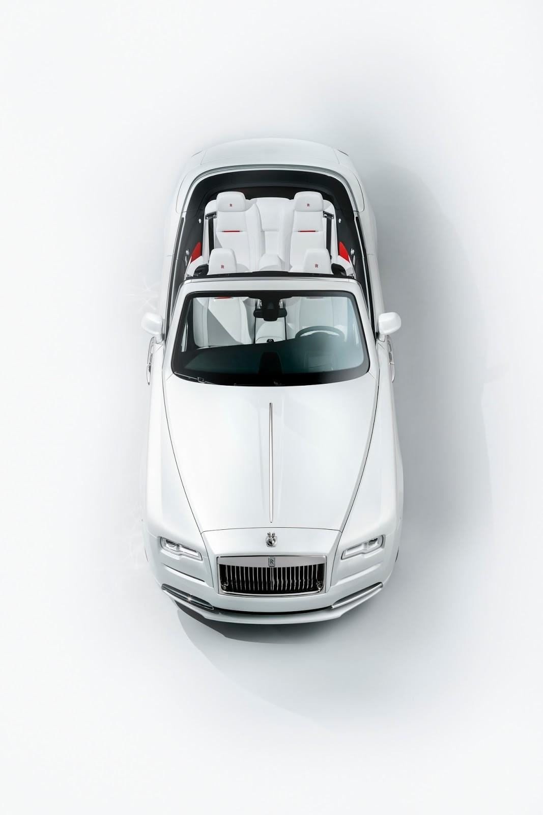 Foto de Rolls-Royce Dawn Inspired by Fashion (5/9)