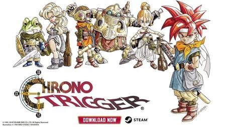 Chrono Trigger Trailer