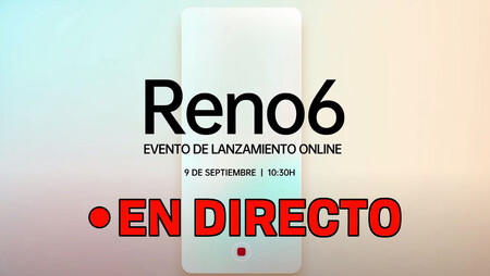 OPPO Reno6 Series: sigue la presentación de estos móviles en directo