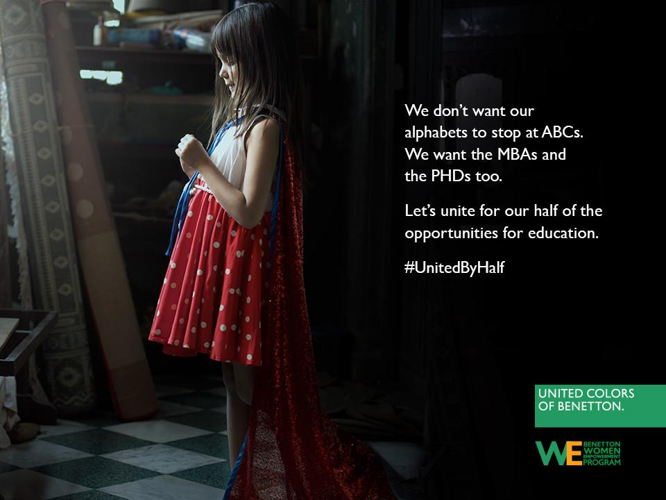Foto de Hoy es Día Internacional de la Mujer y Benetton lucha por la igualdad entre hombres y mujeres (18/19)