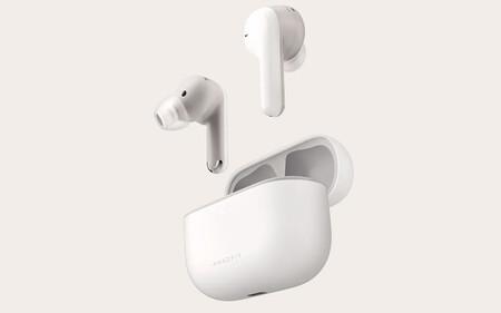 Amazfit Powerbuds Pro, auriculares TWS con cancelación de ruido que miden el ejercicio y hasta el ritmo cardíaco