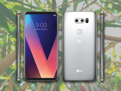 Del LG V20 al LG V30: esto es todo lo que ha cambiado