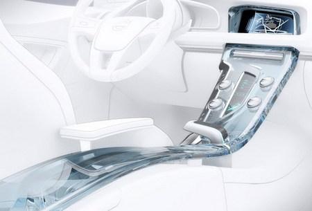Teaser del Volvo S60 Concept