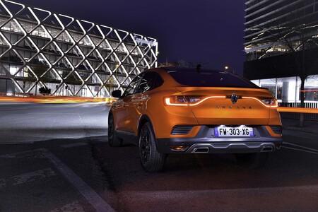 Renault Arkana E Tech 2021 Prueba 082