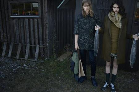 Pull Bear Fall Winter 2014 Campaign