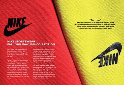 Foto de Nike Sportswear, lookbook Otoño-Invierno 2009/2010 (3/18)