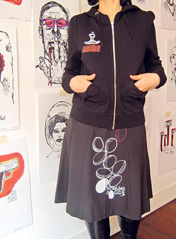 Malomuymalo, colección otoño-invierno 2008