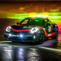 Este Porsche 911 Turbo de 540 CV es el nuevo Safety Car del Mundial de Resistencia (WEC), hasta 2020