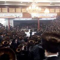 Una boda de judíos ultraortodoxos con 7.000 invitados: el problema de Nueva York en plena segunda ola