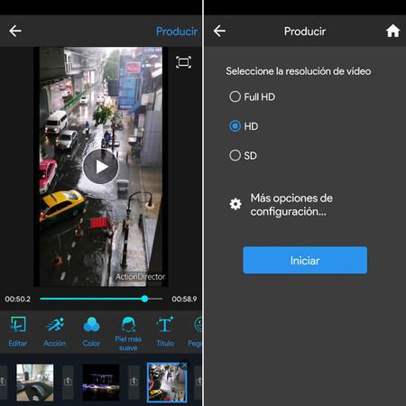 Los Mejores Editores De Vídeo Para Android Comparativa A Fondo