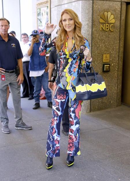 Celine Dion Muy Atrevida De Versace A