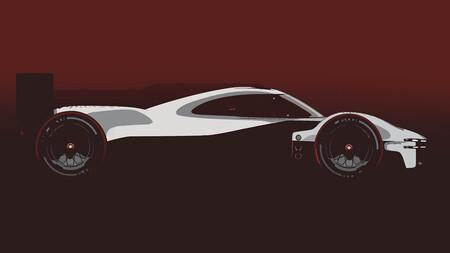 Porsche Motorsport Lmdh le mans