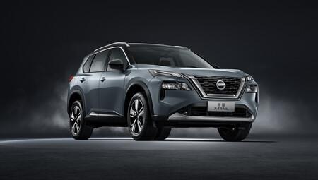 El nuevo Nissan X-Trail se desvela: primeras imágenes del SUV más grande de Nissan, que sigue el camino del Qashqai