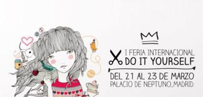 No te pierdas la nueva edición del DIY Show, la Feria Internacional Do It Yourself en Madrid