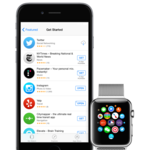 La tienda de aplicaciones del Apple Watch ya está disponible, a través de la app para iPhone