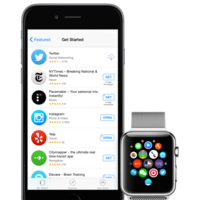 La tienda de aplicaciones del Apple Watch ya está disponible, a través de la app para iPhone