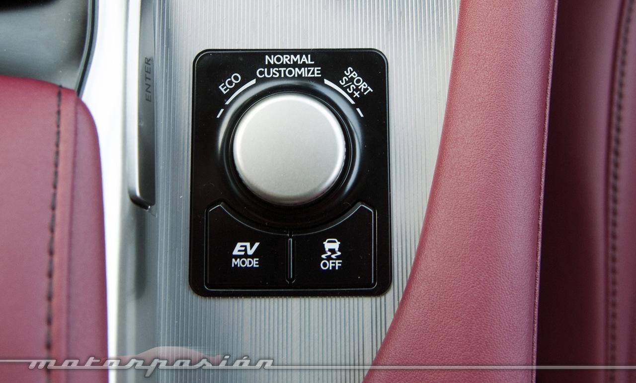 Foto de Lexus RX 450h, toma de contacto (18/28)