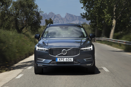Volvo XC60 frontal