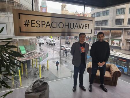 Jose Orts Cecotec Y Pablo Wang Huawei