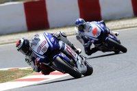 MotoGP Catalunya 2010: Los españoles al frente de la FP1