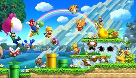 Estos son los juegos más vendidos a través de la eShop americana de la Wii U