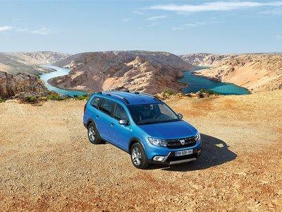 Dacia Logan MCV Stepway: el aventurero low-cost estará en Ginebra
