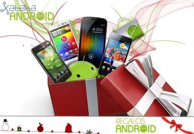 Cabecera Especial de Navidad: Regala Smartphones de Gama Alta