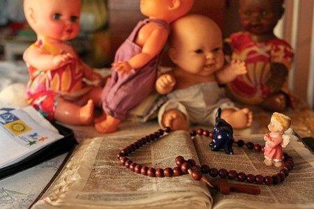 """La Iglesia reclama los """"nombres cristianos"""" para los bebés"""